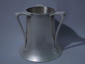 Barbour Sterling Silver Trophy Cup C 1910