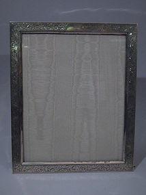 Birks Canadian Sterling Silver Picture Frame C 1910
