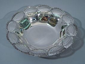 Gorham Sterling Silver Centerpiece Bowl 1916