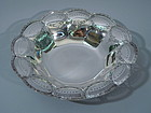 Gorham Sterling Silver Centerpiece Bowl 1916
