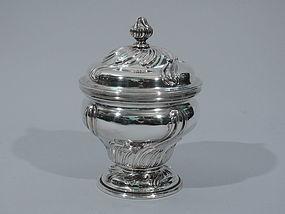 Austrian Silver Inkwell C 1925