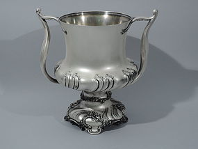 Tiffany Sterling Silver Trophy Cup C 1893