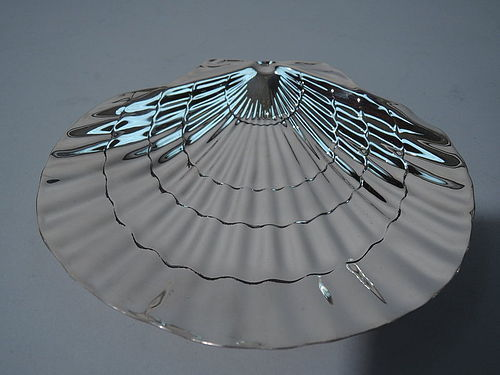 Tiffany Modern Sterling Silver Scallop Shell