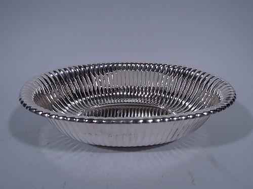 Reed & Barton Modern Sterling Silver Bowl 1948