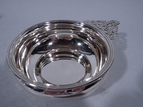 Pretty Sterling Silver Porringer by Gorham
