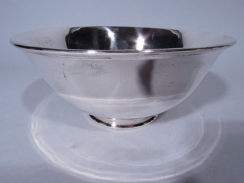 Stone Associates Hand Made Sterling Silver Bowl