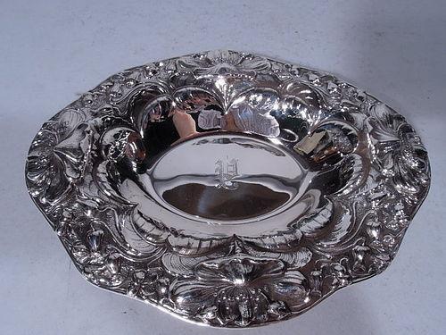 Gorham Art Nouveau Sterling Silver Bowl