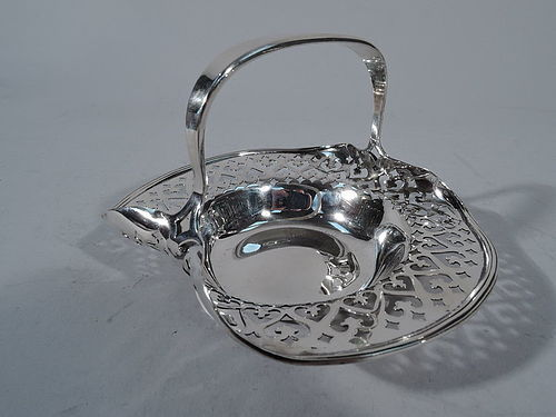 Tiffany Sterling Silver Sweet Old Fashioned Basket