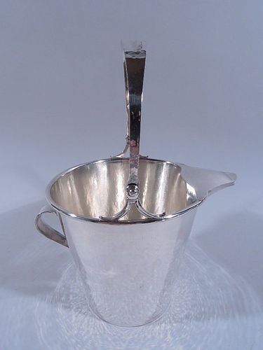 Craftsman Barware - Frank Whiting Hand Hammered Ice Bucket
