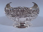 Antique English Edwardian Sterling Silver Sweet Meat Bowl 1904