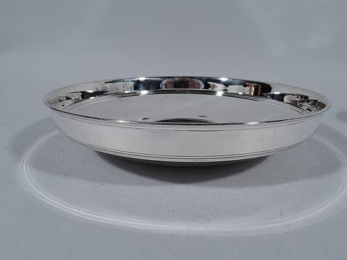 Tiffany American Modern Sterling Silver Bowl