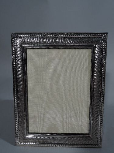 Mario Buccellati Sterling Silver Frame for Portrait or Landscape Photo