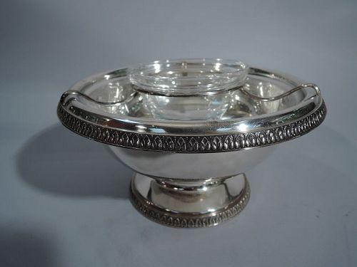 Buccellati Classical Sterling Silver Caviar Bowl