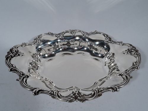 Antique Shreve, Crump & Low Sterling Silver Bowl