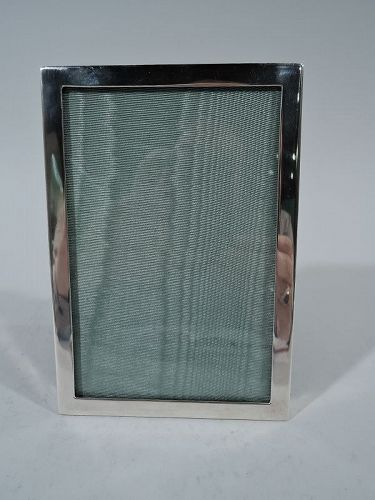 Tiffany Sterling Silver Frame for Portrait or Landscape Picture
