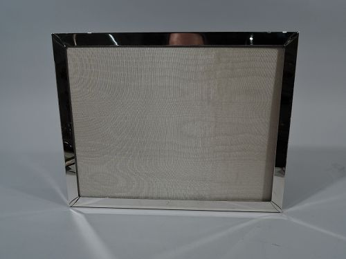 Large American Sterling Silver Frame for Portrait or Landscape Picture