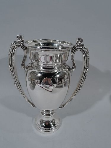 Antique American Sterling Silver Amphora Trophy Cup by International