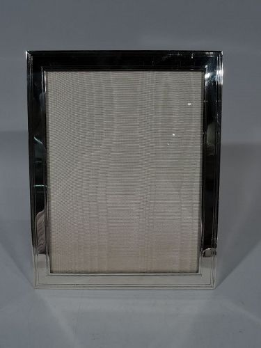 Tiffany Art Deco Sterling Silver Picture Frame