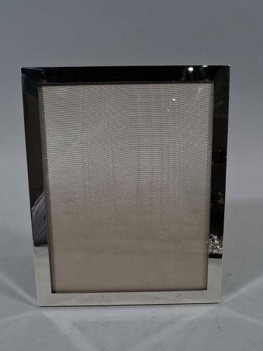 American Sterling Silver Frame for Portrait or Landscape Picture