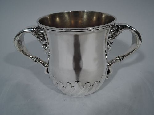 Antique Bigelow, Kennard Sterling Silver Trophy Cup