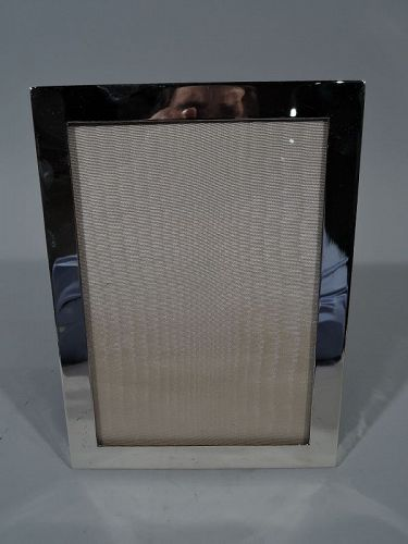 American Sterling Silver Perfect-for-the-Office Picture Frame