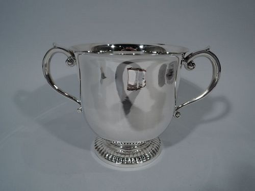 Classic Tiffany Sterling Silver Trophy Cup � Large Version