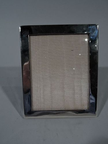 American Sterling Silver Small Frame for Portrait or Landscape Picture