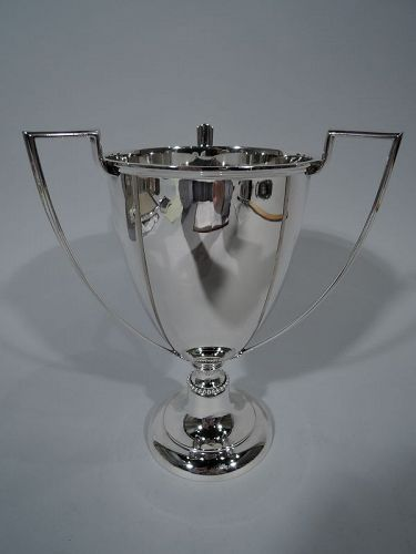 Antique Whiting Sterling Silver Trophy Cup