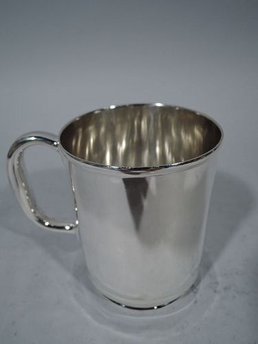 Antique Tiffany Edwardian Sterling Silver Baby Cup