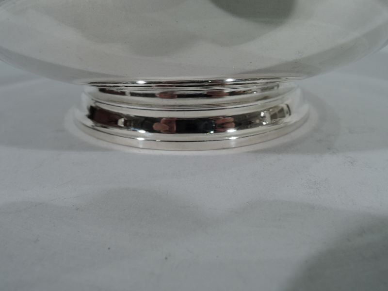 Tiffany Colonial Revival Sterling Silver Revere Bowl