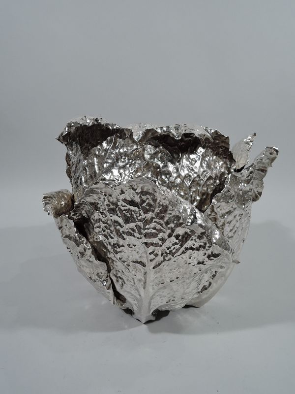 Wonderful Buccellati Sterling Silver Cauliflower Soup Tureen