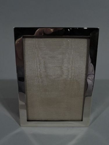 71c19f3751c1 American Modern Sterling Silver Picture Frame