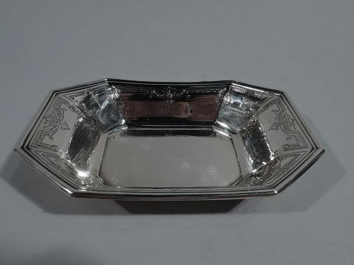 Antique Gorham Edwardian Classical Sterling Silver Bowl
