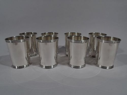 Real Deal Southern Barware�Set of 8 Mint Juleps by Trees of Kentucky