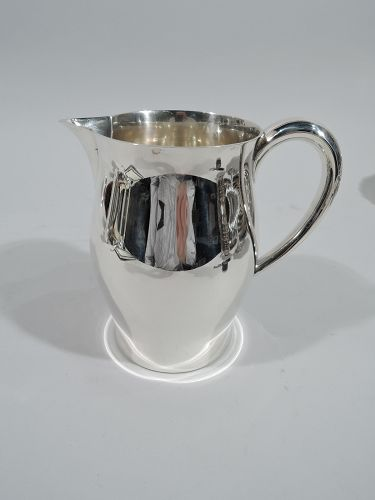 American Federal Sterling Silver Revere Water Pitcher by Gebelein