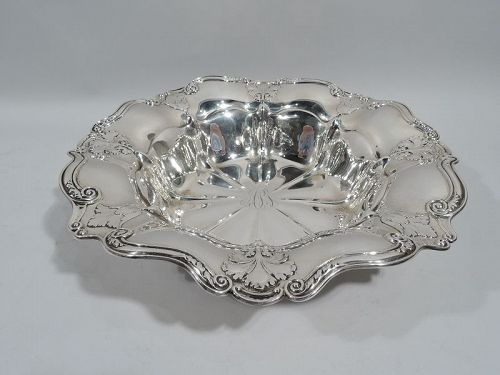 Antique Gorham Edwardian Classical Sterling Silver Bowl