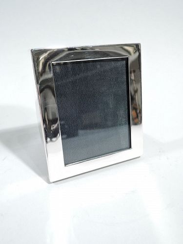 Cartier Small Sterling Silver Frame for Portrait or Landscape Picture