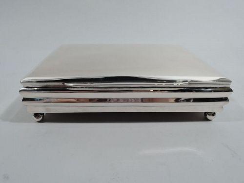 Austrian Modern Silver Box