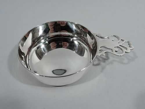 Classic Sterling Silver Porringer by Tiffany