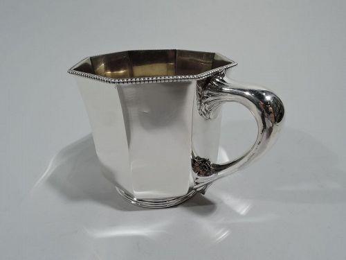 Gorham American Edwardian Modern Sterling Silver Baby Cup