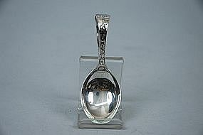 Antique American Silver Baby Spoon Circa 1900