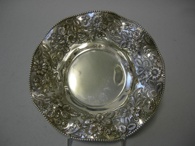 Ritter & Sullivan Baltimore Sterling Silver Bowl