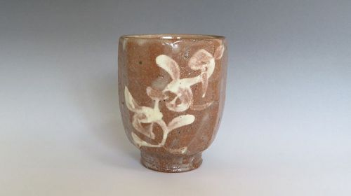 Ken Matsuzaki Ceramic Yunomi teacup pottery