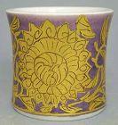 Hakuko Ono ceramic Futaoki Lid rest Japanese pottery tea ceremony
