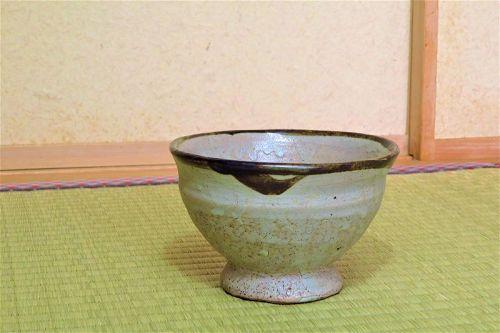 Shoji Hamada Ceramic Chawan Teabowl bowl Japanese pottery