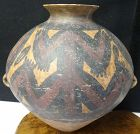 ANCIENT CHINESE NEOLITHIC YANGSHAO CULTURE POTTERY VASE
