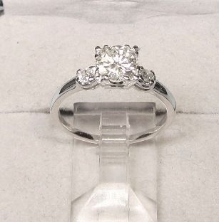 1920-s Diamond Engagement Ring