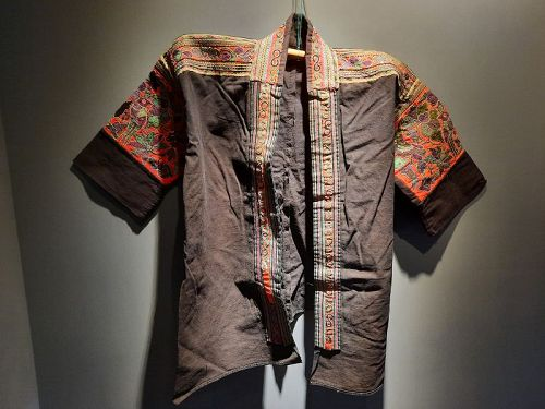 A Chinese Miao Festive Jacket,mid 20 C.