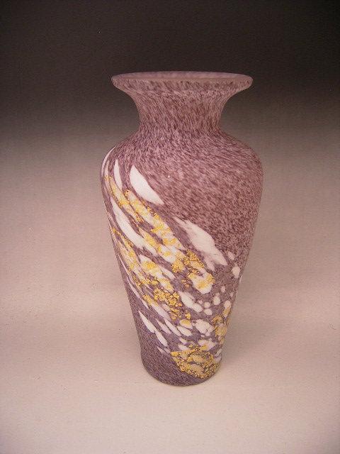 JR3JL249 Japanese Ceramic Studio Ware Vase