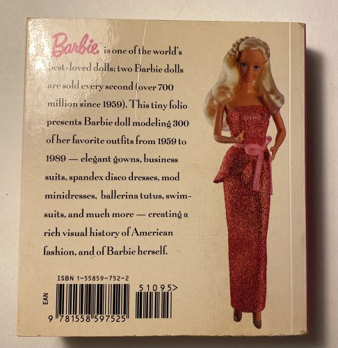 Barbie: In Fashion Couture Vintage Clothes Dolls